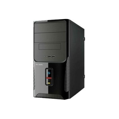 Корпус системного блока INWIN EN029 450W Black (6115723) компьютерный корпус inwin in win ec027 450w black черный