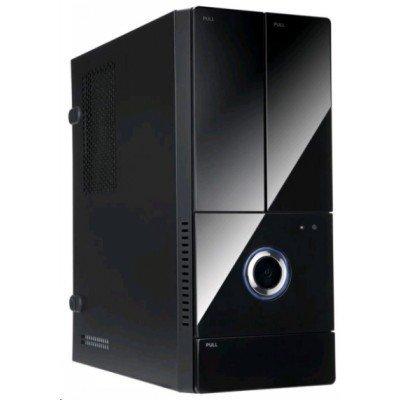 ������ ���������� ����� INWIN BK644 Black/Silver 300W (6110919)