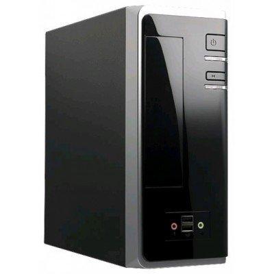 Корпус системного блока INWIN BM643 160W Black/silver (6104288)