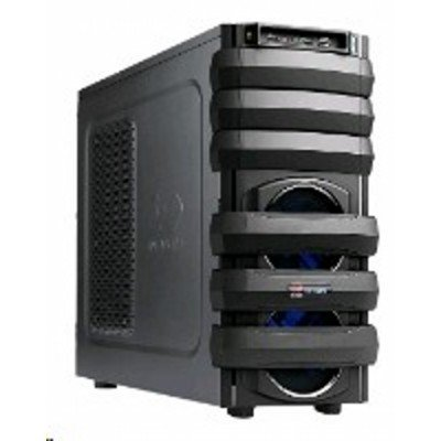 Корпус системного блока INWIN MG-134 600W Black (6104258)