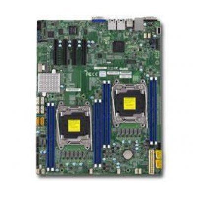 Материнская плата сервера SuperMicro MBD-X10DRD-I-B (MBD-X10DRD-I-B) материнская плата серверная