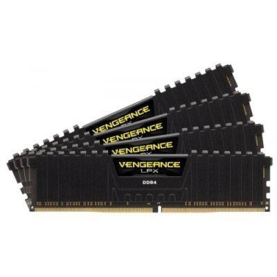 Модуль оперативной памяти ПК Corsair CMK64GX4M4A2133C13 64Gb DDR4 (CMK64GX4M4A2133C13)Модули оперативной памяти ПК Corsair<br>Память DDR4 64Gb 2133MHz Corsair CMK64GX4M4A2133C13 RTL DIMM 288-pin 1.2В<br>
