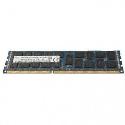 Модуль оперативной памяти ПК Hynix HMT42GR7BFR4A-PBT4 (HMT42GR7BFR4A-PBT4)Модули оперативной памяти ПК Hynix<br>Модуль памяти 16GB PC12800 REG HMT42GR7BFR4A-PBT4 HYNIX<br>