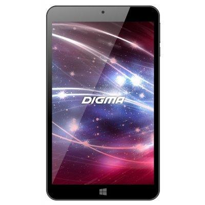 Планшетный ПК Digma EVE 8800 3G темно-серый (ES8031EG)Планшетные ПК Digma<br>Планшет Digma EVE 8800 3G Atom Z3735G (1.2) 4C/RAM1Gb/ROM16Gb 8 IPS 1280x800/3G/WiFi/BT/0.3Mpix/2Mpix/GPS/Windows 10/темно-серый/Touch/microSDHC 32Gb/GPRS/EDGE/minUSB/4000mAh/8hr<br>