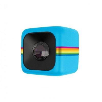цены на Экшн камера Polaroid Cube+ синий (POLCPBL)