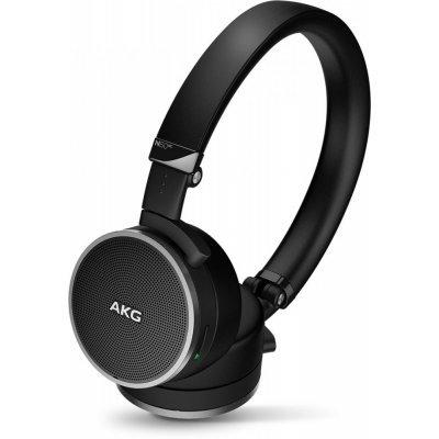 Наушники AKG N60 черный (N60NC)Наушники AKG<br>Наушники AKG N60 с шумоподавлением , черные<br>
