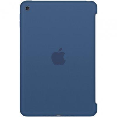 Чехол для планшета Apple iPad mini 4 Silicone Case - Ocean Blue (MN2N2ZM/A)Чехлы для планшетов Apple<br><br>