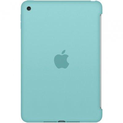 все цены на  Чехол для планшета Apple iPad mini 4 Silicone Case - Sea Blue (MN2P2ZM/A)  онлайн