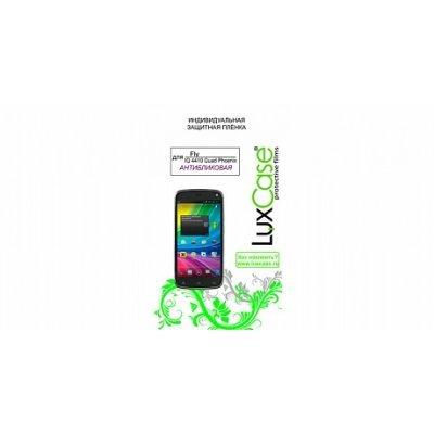 Пленка защитная для смартфонов LuxCase для Fly iQ4410 Quad Phoenix Антибликовая (50510)Пленки защитные для смартфонов LuxCase<br>Пленка защитная для смартфонов LuxCase для Fly iQ4410 Quad Phoenix Антибликовая<br>