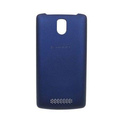 Чехол для смартфона Lenovo для Ideaphone A1000 голубой (PG38C00613)Чехлы для смартфонов Lenovo<br>Чехол BACK BLUE A1000 PG38C00613 LENOVO<br>
