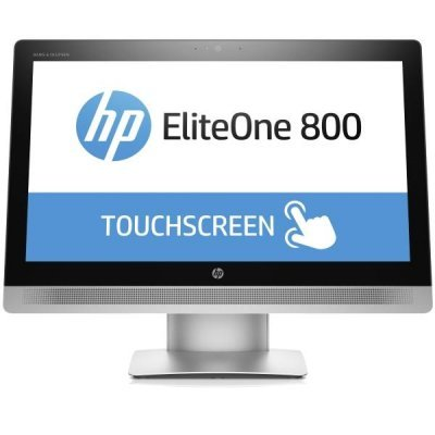 Моноблок HP EliteOne 800 G2 All-in-One Touch (T6C34AW) (T6C34AW)Моноблоки HP<br>23(1920 x 1080) Core i7-6700,8GB DDR4(1x8GB),128GB 3D SSD,DVD-RW,usb Slim kbd&amp;amp;mouse,Intel 8260 802.11ac,Adjust Stand,Win10Pro(64-bit),3-3-3 Wty<br>