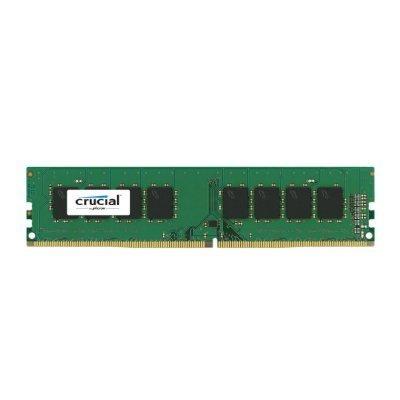Модуль оперативной памяти ПК Crucial CT4G4DFS824A (CT4G4DFS824A)Модули оперативной памяти ПК Crucial<br>Память DDR4 4Gb (pc-19200) 2400MHz Crucial Single Rankx8 CT4G4DFS824A<br>