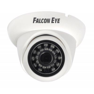 Камера видеонаблюдения Falcon Eye FE-ID1080MHD/20M (FE-ID1080MHD/20M)Камеры видеонаблюдения Eye<br>Камера Falcon FE-ID1080MHD/20M Уличная купольная цветная гибриднаяAHD видеокамера(AHD, CVI, TVI, CVB<br>