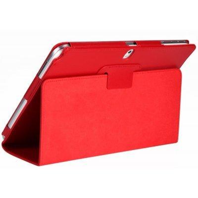Чехол для планшета IT Baggage для LENOVO IdeaTab 2 A10-30 10 красный ITLN2A103-3 (ITLN2A103-3) it baggage защитное стекло для lenovo a2010 a