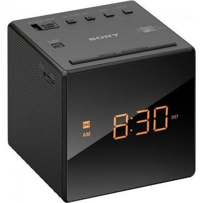 Радиобудильник Sony ICF-C1 черный (ICFC1B.RU5) цена и фото