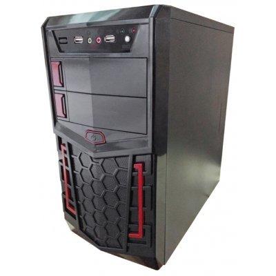 Корпус системного блока 3Cott 3C-MATX-XH1B Ultron 500W Black (3C-MATX-XH1B Ultron)Корпуса системного блока 3Cott<br>компьютерный корпус Mini-Tower блок питания 500 Вт форм-фактор mATX спереди: USB x2, наушн., микр<br>