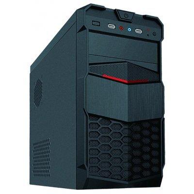 Корпус системного блока 3Cott 3C-MATX-PU1B Avenger 500W Black (3C-MATX-PU1B Avenger)Корпуса системного блока 3Cott<br>компьютерный корпус Mini-Tower блок питания 500 Вт форм-фактор mATX спереди: USB x2, наушн., микр.<br>