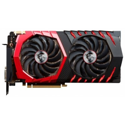 ���������� �� MSI GeForce GTX 1070 1531Mhz PCI-E 3.0 8192Mb 8008Mhz 256 bit DVI HDMI HDCP GAMING (GTX 1070 GAMING 8G)