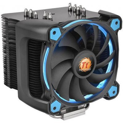 все цены на  Кулер для процессора Thermaltake Riing Silent 12 Pro Blue (CL-P021-CA12BU-A)  онлайн