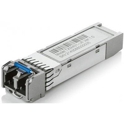 Трансивер TP-link TXM431-LR (TXM431-LR)Трансиверы TP-link<br>Модуль TP-LINK   TXM431-LR Одномодовый модуль 10GBase-LR SFP+ LC трансивер<br>