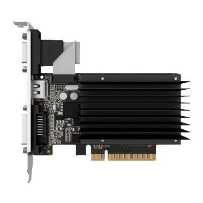 ���������� �� Palit GeForce GT 730 902Mhz PCI-E 2.0 1024Mb 1804Mhz 64 bit DVI HDMI HDCP Silent (NEAT7300HD06-2080H)