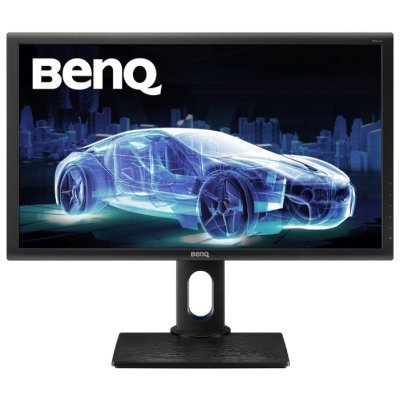 Монитор BenQ 27 PD2700Q черный (9H.LF7LA.TBE)Мониторы BenQ<br>Монитор Benq 27 PD2700Q черный IPS LED 12ms 16:9 HDMI M/M HAS Pivot 350cd 2560x1440 DisplayPort QHD USB 6.9кг<br>