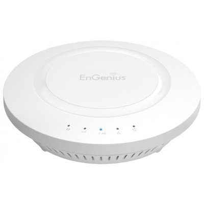 Wi-Fi точка доступа EnGenius EAP1200H (EAP1200H)Wi-Fi точки доступа EnGenius<br>EnGenius Wireless 11AC AP Ceiling Mount 11ac/b/g/n 2.4+5GHz 300+866 2T2R+2T2R 5dBi mimo ia GbE PoE<br>