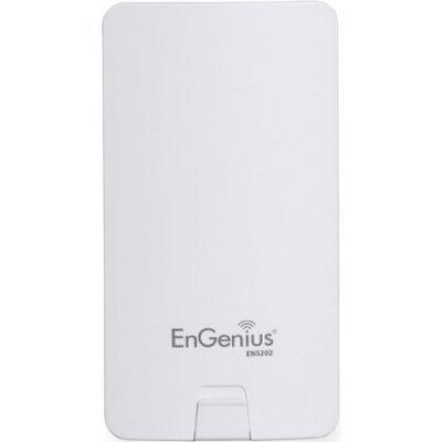 Wi-Fi точка доступа EnGenius ENS202 (ENS202)Wi-Fi точки доступа EnGenius<br>EnGenius Outdoor CB/AP11b/g/n 300M 2T2R 7dBi DP Panel 2FE pPoE IP55<br>
