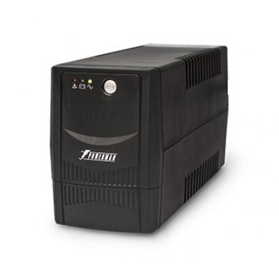 Источник бесперебойного питания Powerman UPS BackPro 600VA/360W, AVR (BACKPRO600) батарея powerman ca12120 ups 12v 12ah