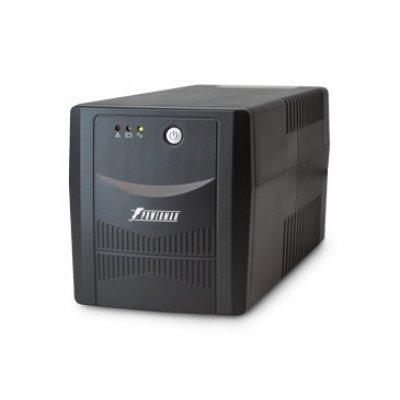 Источник бесперебойного питания Powerman UPS BackPro 1000VA/600W, AVR (BACKPRO1000) цена и фото