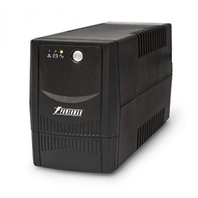 Источник бесперебойного питания Powerman UPS BackPro 800VA/480W, AVR (BACKPRO800) батарея powerman ca12120 ups 12v 12ah