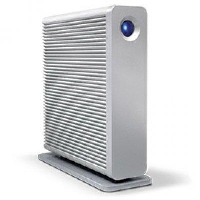 Внешний жесткий диск LaCie LAC9000258EK (LAC9000258EK)Внешние жесткие диски LaCie<br>LaCie d2 Quadra 4TB / 2 x FireWire 800 / USB 3.0 / 3.5 eSATA<br>