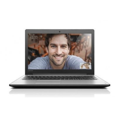 Ноутбук Lenovo IdeaPad 310-15ISK (80SM00X9RK) (80SM00X9RK)Ноутбуки Lenovo<br>IdeaPad 310-15ISK  15.6   FHD(1920x1080) GLARE/Intel Core i3-6100U 2.30GHz Dual/6GB/1TB/GF 920MX 2GB/DVD-RW/WiFi/BT4.0/1.0MP/4in1/2cell/2.20kg/W10/1Y/SILVER<br>