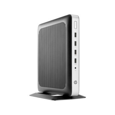 Тонкий клиент HP t630 (X4X22AA) (X4X22AA)Тонкие клиенты HP<br>Тонкий Клиент HP t630 GX-420Gl/8Gb/SSD32Gb/Windows 10/WiFi/клавиатура<br>