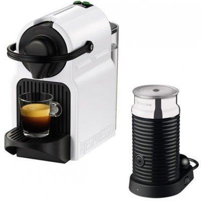 Кофемашина Krups Nespresso Inissia XN101110 белый (8000035266)Кофемашины Krups<br>Кофемашина Krups Nespresso Inissia XN101110 1250Вт белый<br>