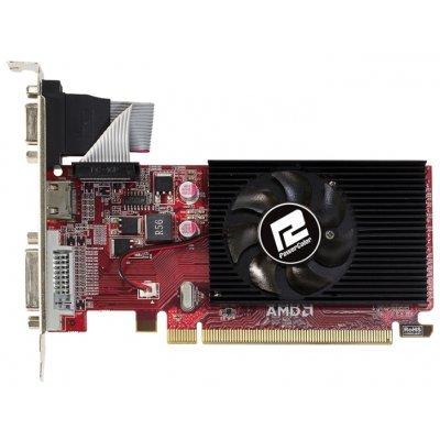 Видеокарта ПК PowerColor Radeon R5 230 625Mhz PCI-E 2.1 2048Mb 1000Mhz 64 bit DVI HDMI HDCP OEM (AXR5 230 2GBK3-LHE BULK)Видеокарты ПК PowerColor<br>Видеокарта PowerColor PCI-E AXR5 230 2GBK3-LHE BULK AMD Radeon R5 230 2048Mb 64bit DDR3 625/1000 DVIx1/HDMIx1/CRTx1/HDCP oem low profile<br>