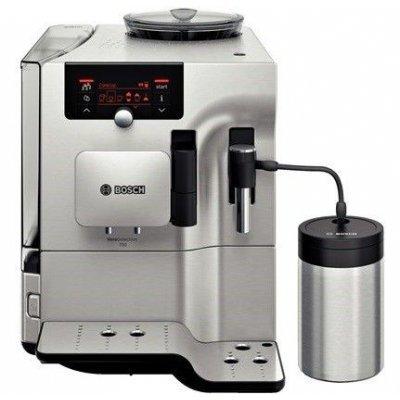 Кофемашина Bosch TES 80721 RW серебристый (TES80721RW) кофемашина bosch tes 80721rw