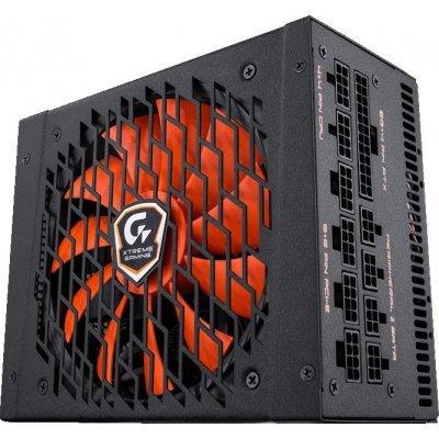 Блок питания ПК Gigabyte XP1200M (XP1200M)Блоки питания ПК Gigabyte<br>мощность 1200 Вт, активный PFC, вентилятор 140x140 мм, cертификат 80 PLUS Platinum, отстегивающиеся кабели<br>