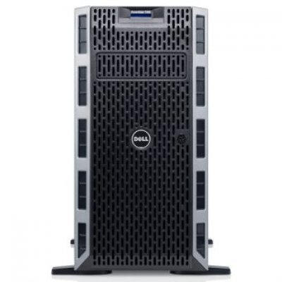 Сервер Dell PowerEdge T430 (210-ADLR-17) (210-ADLR-17) сервер dell poweredge t430 210 adlr 004