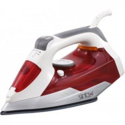 Утюг Sinbo SSI 2877 красный (SSI 2877 красный)Утюги Sinbo<br>Утюг Sinbo SSI 2877 2200Вт красный<br>
