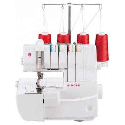 Швейная машина Singer 14Т970C (14Т970C)Оверлоки Singer<br>Оверлок Singer 14T970C белый<br>