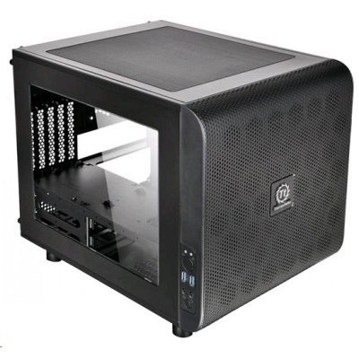 Корпус системного блока Thermaltake Core V21 CA-1D5-00S-1WN Black (CA-1D5-00S-1WN)