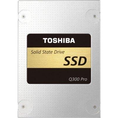 Накопитель SSD Toshiba HDTSA1AEZSTA (HDTSA1AEZSTA)Накопители SSD Toshiba<br>Накопитель SSD Toshiba SATA III 1Tb HDTSA1AEZSTA Q300 Pro 2.5<br>