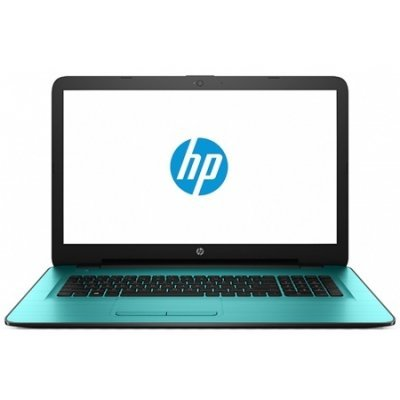 Ноутбук HP 15 (Z3G11EA) (Z3G11EA)Ноутбуки HP<br>A6-7310 6Gb 1Tb + SSD 8Gb AMD Radeon R5 M430 2Gb 15,6 FHD DVD(DL) BT Cam 2620мАч Win10 Бирюзовый 15-ba553ur Z3G11EA<br>