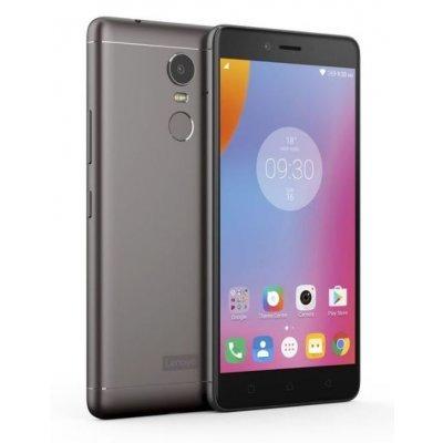 Смартфон Lenovo K6 Note (K53A48) (PA570046RU)Смартфоны Lenovo<br>ОС Android 6.0, экран: 5.5, IPS, 1920?1080, процессор: Qualcomm Snapdragon 430, 1400МГц, 8-ми ядерный, камера: 16Мп, FM-радио, время работы в режиме разговора, до: 46ч, в режиме ожидания, до: 602ч<br>