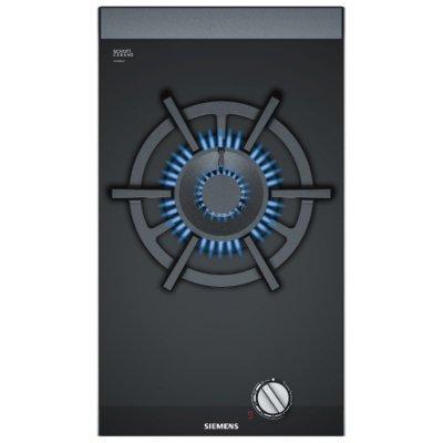 Газовая варочная панель Siemens ER3A6AD70 (ER3A6AD70)Газовые варочные панели Siemens<br>газовая варочная панель<br>стеклокерамическая поверхность<br>1 газовая конфорка<br>двухконтурная конфорка<br>переключатели поворотные<br>электроподжиг<br>независимая установка<br>габариты (ШхГ) 30.2x52 см<br>