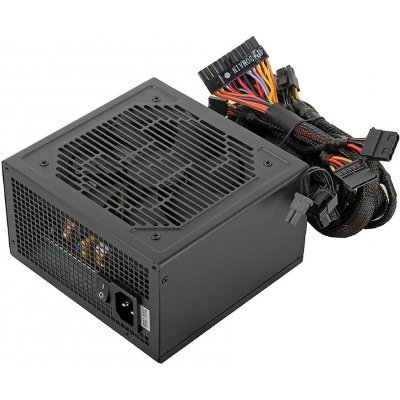 Блок питания ПК Aerocool VX-600 600w (4713105956870) корпус aerocool v3x advance black edition 600w