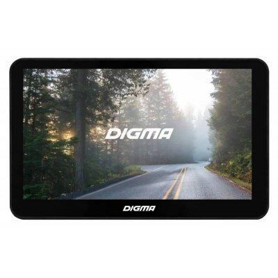 Навигатор GPS Digma ALLDRIVE 701 (ALLDRIVE 701)Навигаторы GPS Digma<br>Навигатор Автомобильный GPS Digma ALLDRIVE 701 7 480x272 4Gb microSD черный Navitel<br>
