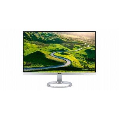 Монитор Acer 27 H277HUsmipuz (UM.HH7EE.019)Мониторы Acer<br>silver  black (IPS, LED, LCD, ZeroFrame, 2560x1440, 4 ms, 178°/178°, 350 cd/m, 100M:1, +DVI ,+HDMI, +DP, + USB 3.1 Type C, +MM)<br>