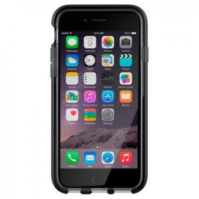 Чехол для смартфона Tech21 T21-5150 для iPhone 6/6S дымчатый/черный (T21-5150) колесные диски tech line 632 6 5х16 5х105 d56 6 ет39 s ch